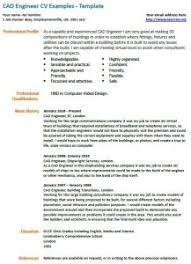 cad engineer cv template forums learnist org