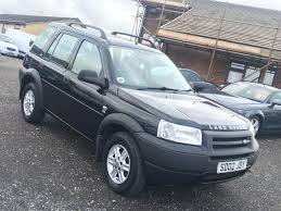 2002 land rover freelander interior 2002 land rover freelander td4 gs station wagon 1 990