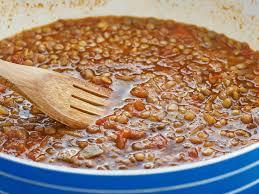 comment cuisiner des lentilles en boite lentilles à la marocaine recette de lentilles à la marocaine