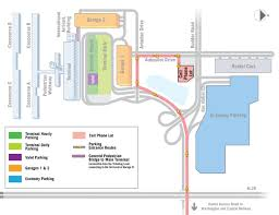 Map Of Dallas Airport by Cell Phone Lot Metropolitan Washington Airports Authority