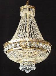 Basket Chandeliers Ccb7150 9 Basket Style Empire Chandelier The Chandelier