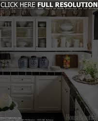 Space Above Kitchen Cabinets Ideas Decor Over Kitchen Cabinets Design Ideas For The Space Above