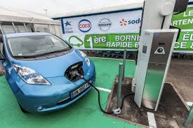 nissan leaf dc fast charge dc fast charger news and information autoblog