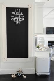 beau tableau en ardoise pour cuisine avec decoration pour cuisine