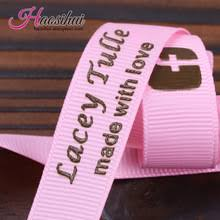 personalized wedding ribbon buy personalized favor ribbon and get free shipping on aliexpress