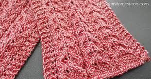 resume exles skills section beginners knitting scarf simple cable knit scarf free pattern a modern homestead