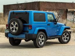 jeep wrangler saharah pros and cons 2016 jeep wrangler ny daily