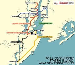 lighting world staten island a light rail extension for staten island the transport politic