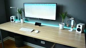 Console Gaming Desk Desk Onsingularity