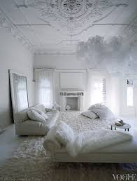 All White Living Room by An All White Room Inside Melbourne U0027s Red Court Mansion From