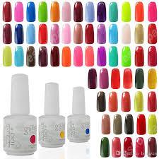 dhl tnt uv gel polish fashion ido gelish nail art soak off nail