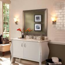 Bathroom Mirror Trim by Mirror Mate Bathroom Contemporary With Framed Mirror Transitional