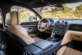 bentley cars inside bentley bentayga its beauty thankfully is more than skin deep