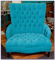 Leather Chair And Half Design Ideas Blue Leather Chair And A Half Chairs Home Design Ideas 647y0mo9zx