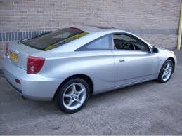 toyota celica convertible for sale uk used silver toyota celica 2004 petrol 1 8 vvti 3dr coupe excellent