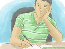 how to write a grant proposal with examples wikihow