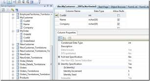 sql create table primary key autoincrement refresh the primary key identity column during insert operation