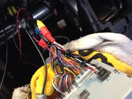 pics show 2014 mmcs u0027s connectors are different backup cam is no
