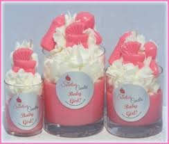 cupcake candles sweetlove candles soap bakery baby girl boy baby shower