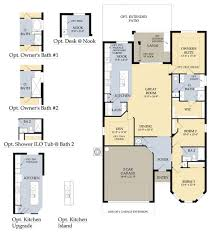 Old Pulte Floor Plans by Camden Lakes Real Estate Naples Florida Fla Fl