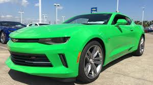 camaro rs v6 2017 chevrolet camaro rs 3 6l v6 krypton green