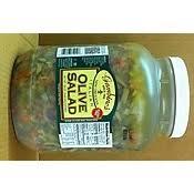 gambino s olive salad gambino s bakeries instawares restaurant supply