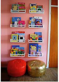 Kid Bookshelves by 113 Best Reading Corners For Kids Images On Pinterest Nursery