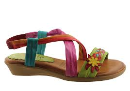 Images of Soft Leather Sandals
