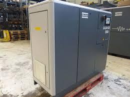 manual compressor atlas copco ga 22 ff