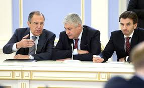 Russian Cabinet Meeting With The Government Cabinet U2022 President Of Russia