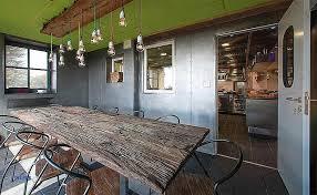luminaire suspendu table cuisine ladaire design pour table salle a manger bois impressionnant