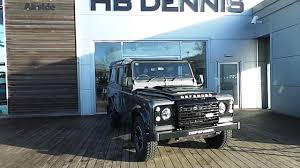 land rover defender 2015 special edition 2016 2016 land rover defender adventure limited edition youtube