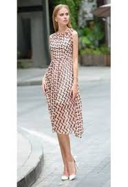 rochie etno rochie office cu motive etno combinatia de alb si negru ofera
