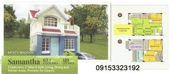 terraverde residences house u0026 lot thru pag ibig in carmona cavite