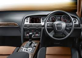 audi a6 india audi a6 dashboard interior picture carkhabri com