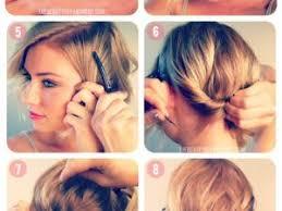 coiffure cheveux courts mariage coupe de cheveux court pour mariage coiffure en image