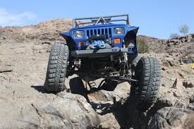 jeep rock crawler buggy jeep yj stubby rock crawler front bumper