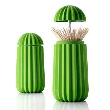 Toothpick Dispenser Essey Products Cactus Toothpick Holder