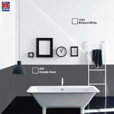 canap駸 italiens contemporains ingin kamar mandi terlihat elegan dan simpel aplikasikan warna