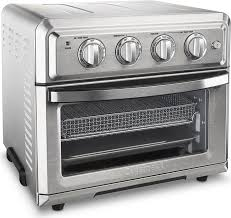 How A Toaster Oven Works Cuisinart Air Fryer Toaster Oven Toa 60
