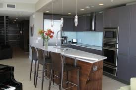 modern kitchen furniture ideas stylish ways to work with gray kitchen cabinets