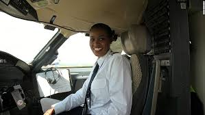 esther it s tough being a woman meet esther the commercial pilot in rwanda