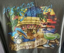 jimmy buffett margaritaville shirt 2 xlt new orleans it u0027s 5 o