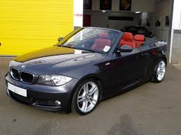 bmw 120d m sport 2008 bmw 1 series 125i m sport auto convertible for sale from barr tech