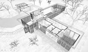 gallery of a virtual look inside the case study house 12 by
