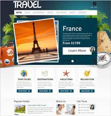 Travel Web images 55 tourism website themes templates free premium templates jpg