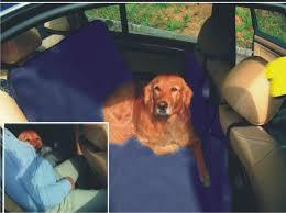 pet shop direct bono fido backseat hammock navy