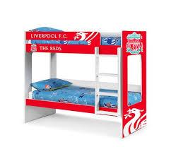 Bunk Beds Liverpool Football4 Bunk Beds Intersafe