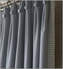 stylish double curtain rod set 144 inches curtains home design