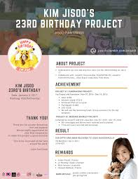 Birthday Love Letters For Her Jisoofc On Twitter